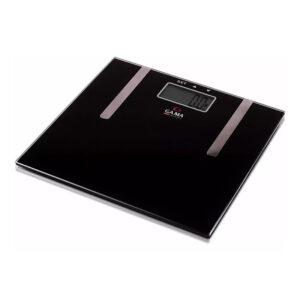 Balanza digital de vidrio templado GAMA SCF2000 – Medidor de grasa corporal