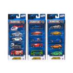 Kit de 5 Autos – TEAMSTERZ – Coleccionable