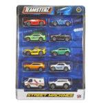 Kit de 10 Autos – TEAMSTERZ – Coleccionable