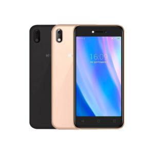 Celular HYUNDAI E504 1GB/16GB – Gris/Dorado
