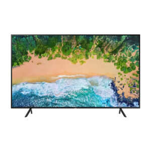 Televisor LED SAMSUNG de 55″ Smart UHD 4K Plano