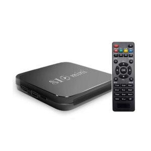 TV BOX S10 Mini Quad Core Android 8.1 2GB 16GB