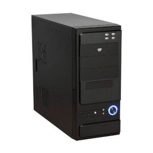 Gabinete LOGISYS CS301BK USB 2.0 AUDIO IN/OUT ATX 480W