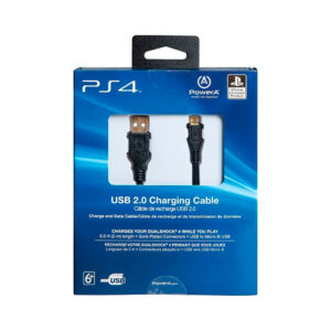 Cable USB 2.0 Charging POWER A