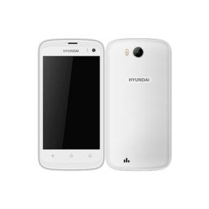 Celular HYUNDAI E465GO – Android DualSIM – Blanco/Negro/Dorado/Azul