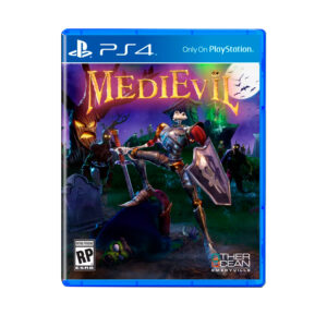 Juego PlayStation 4 MEDIEVIL REMASTERED