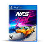 Juego PlayStation 4 NEED FOR SPEED HEAT