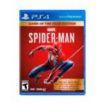 Juego PlayStation 4 SPIDERMAN GOTY ED