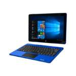 Notebook Tablet IVIEW 2 EN 1 – I1040QW – 10.1″ IPS/2GB/32GB – Azul/Rosado OUTLET