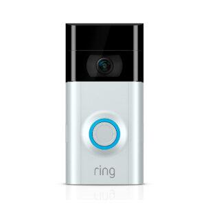 Timbre DOORBELL 2 Con Video 1080p y Detector De Movimientos