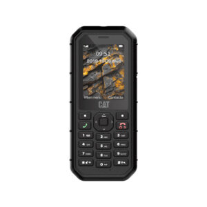 Celular CAT B26 8MB/8MB Sumergible/Certificado MIL-STD-810G
