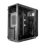 PC MARVO NEXTGEN1001 Gabinete CA116 + Motherboard: MB-ASROCK A320M