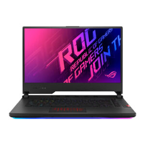 Notebook ASUS ROG Strix Scar 15 15.6″ FHD i9 10ma Gen. 2TB SSD 32GB RTX 2070 BAJO PEDIDO
