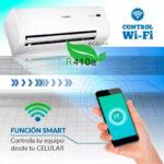 Aire Acondicionado Inverter PANAVOX Airway 12000 BTU Categoría A – Wifi