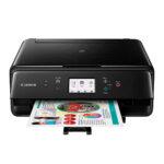 Impresora Multifunción CANON Pixma TS-6020W Con Panel Táctil