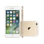 Celular IPHONE 6 1GB/16GB – Gris/Plateado/Dorado – Outlet