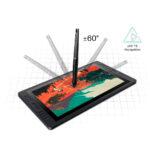 Tableta Gráfica HUION KAMVAS Pro 20 16 teclas y 2 Barras Táctiles BAJO PEDIDO