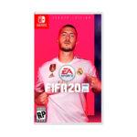 Juego Nintendo Switch FIFA 20