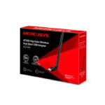 Adaptador USB MERCUSYS Inalámbrico de Banda Dual MU6H AC650