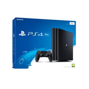 Consola SONY Play Station 4 Pro 1TB 4K