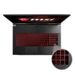 Notebook MSI GF75 THIN 17.3″ i7 512GB SSD 16GB  OUTLET Bajo Pedido