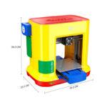 Impresora 3D XYZ DaVinci Minimaker – Amigable Con el Medio Ambiente y Segura