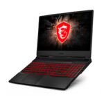 Notebook MSI GL65 Gaming 15.6″ i5 512GB SSD 8GB GX1650 OUTLET