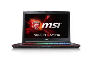 MSI GT72 Dominator PRO i7-6820HK 16GB DDR4 2TB + 512GB SSD BLURAY RW 17.3″ LED GTX980 8GB DDR5