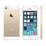 iPhone 5s 16 GB dorado