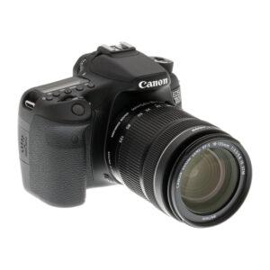 Cámara Digital Canon 70d 20.2 Mpx