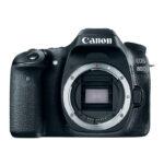 Cámara Digital Canon Eos 80d