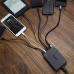 Cargador USB AUKEY 60W / 6 Puertos