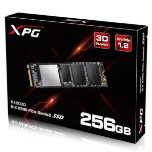Disco Ssd 256gb Adata Xpg Sx600