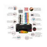 Impresora Multifunción Canon Pixma G4110 Sist. Continuo