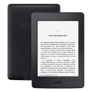 KINDLE PAPERWHITE Touch WiFi Con Luz
