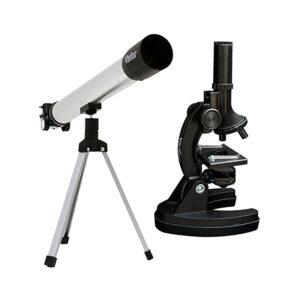 Kit De Telescopio Y Microscopio Vivitar Telmic30
