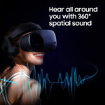 Lentes De Realidad Virtual Mixta Samsung Hmd Odyssey