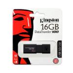 Pendrive Kingston 16gb Usb 3.0 Datatraveler 100 G3