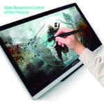 Tableta De Dibujo Huion Gt-220 V2 21.5″ – Bajo Pedido