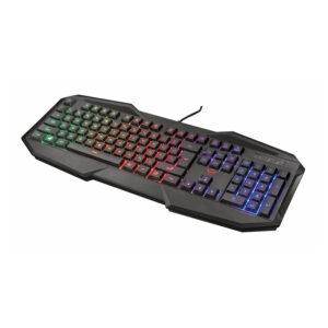 Teclado Gaming Trust Gxt 830-rw – Iluminado – Inglés