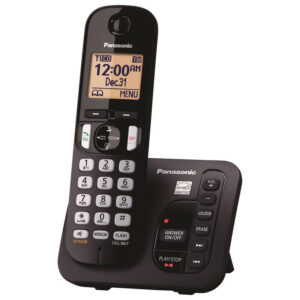 Teléfono Inalámbrico PANASONIC KX-TGC220 Con Contestador