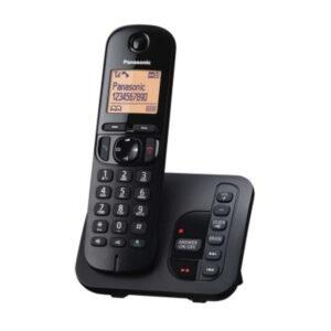Teléfono Inalámbrico PANASONIC KX-TGC222 Doble Base