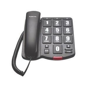 Teléfono De Mesa PUNKTAL Pk-EP3000