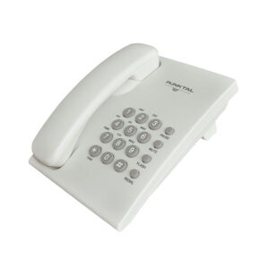 Teléfono De Mesa PUNKTAL Pk-TM207 Con Rediscado