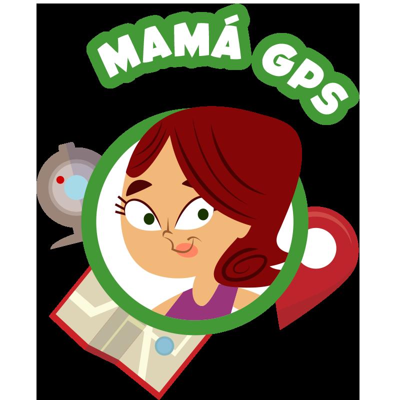 Mamá GPS
