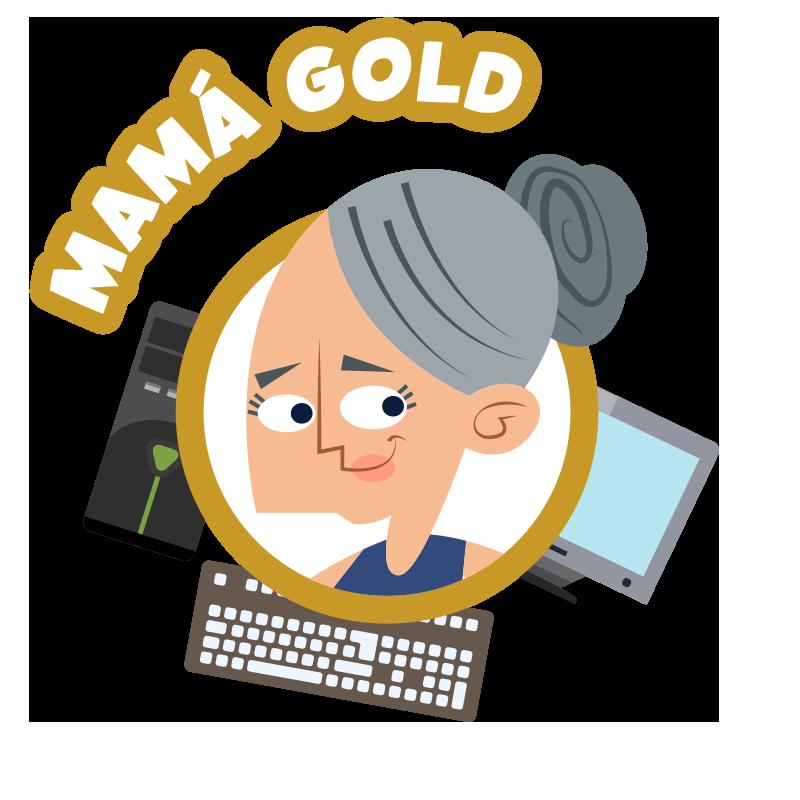 Mamá Gold